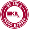 We are a KBX Proud Member