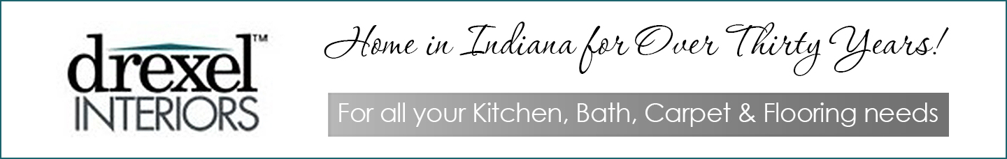 Drexel Interiors | Home in Indiana for Over Thirty Years! | For all your kitchen, bath, carpet & flooring needs